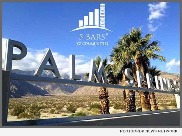 City of Palm Springs CA