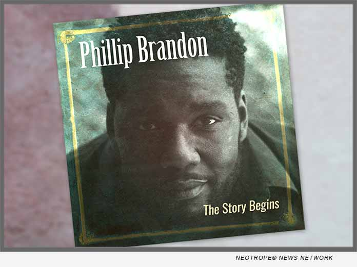 Singer-Songwriter-Actor PHILLIP BRANDON