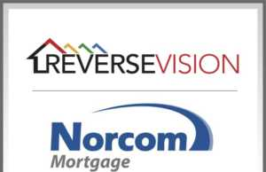 Norcom Mortgage Names ReverseVision Provider
