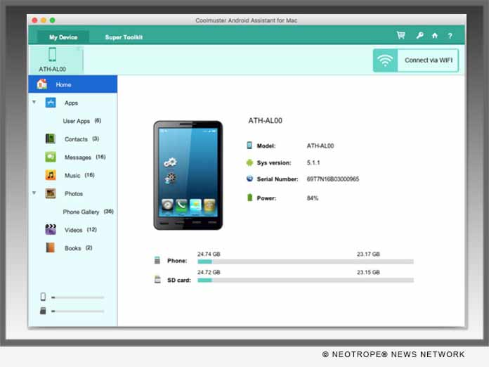 Android Assistant for Mac 3.0
