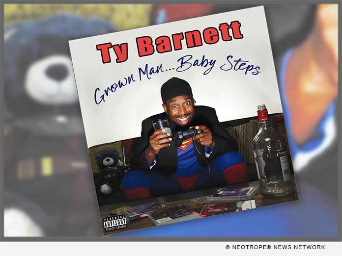 Grown Man Baby Steps CD