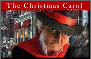 THE CHRISTMAS CAROL at the Ernest Borgnine Theatre