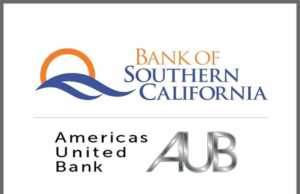 Bank of Southern California and AUB