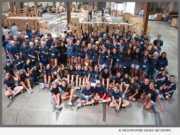 Lion's Heart - teen volunteers