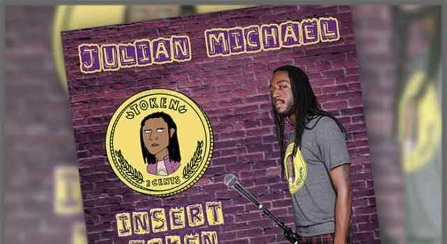Comedy CD by Comedian Julian Michael