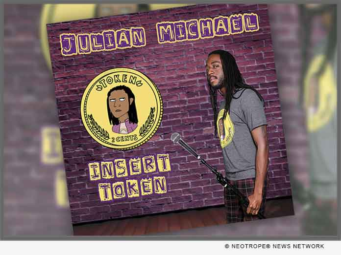 Comedy CD by Comedian Julian Michael
