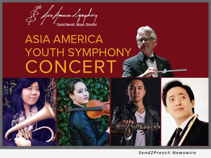 Asia America Youth Symphony