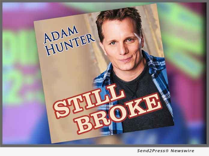 Comedian Adam Hunter