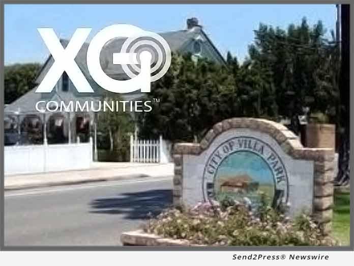 City of Villa Park, California