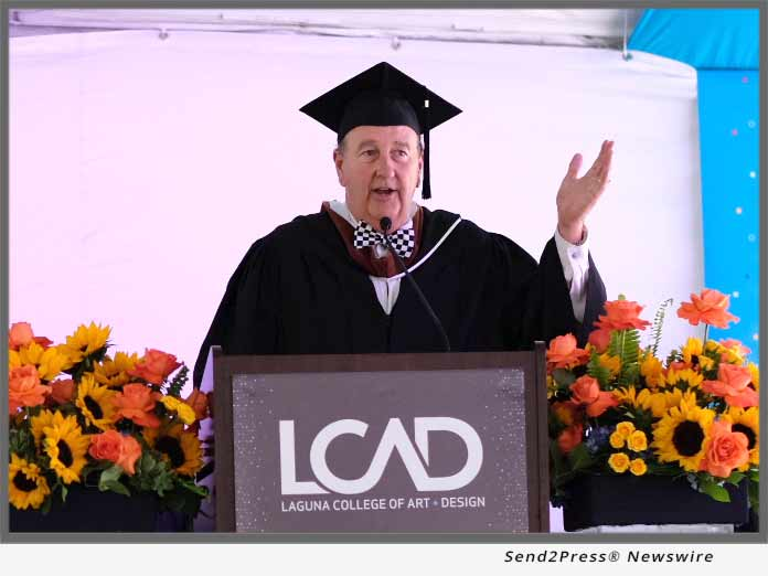 Steve Van Doren at LCAD
