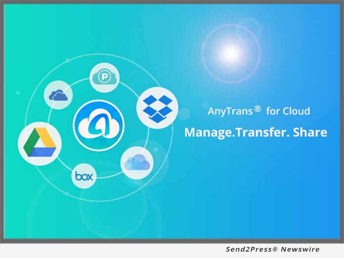 AnyTrans for Cloud