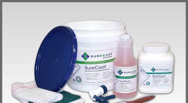 SureCoat Roof Repair Products