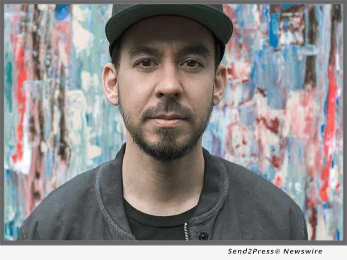 Musician Mike Shinoda