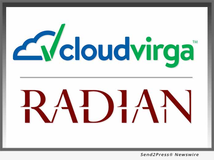 RADIAN and Cloudvirga