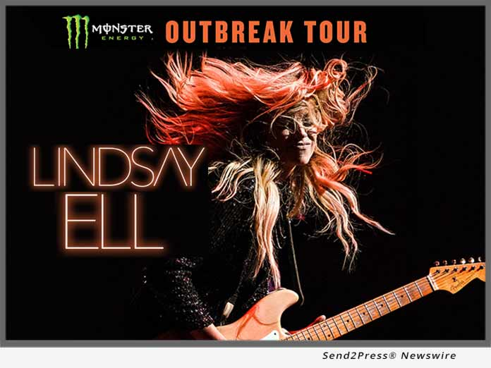 Country Pop Music Star, Lindsay Ell