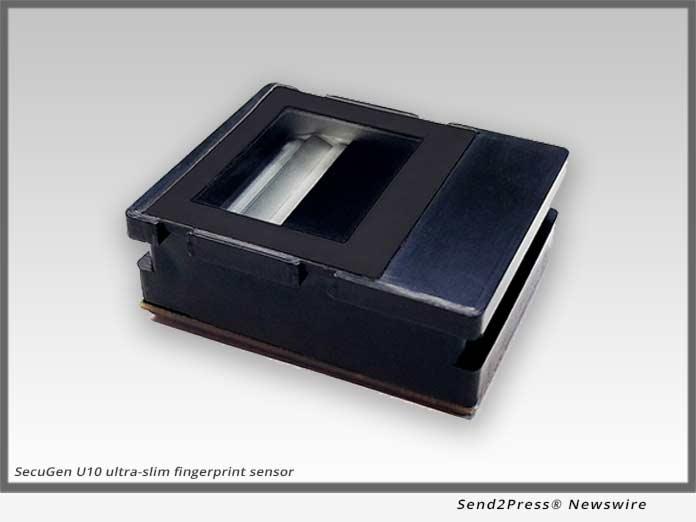 SecuGen u10 Sensor
