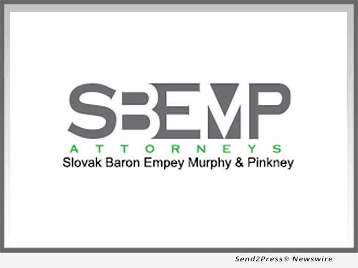 California Lawfirm SBEMP LLP