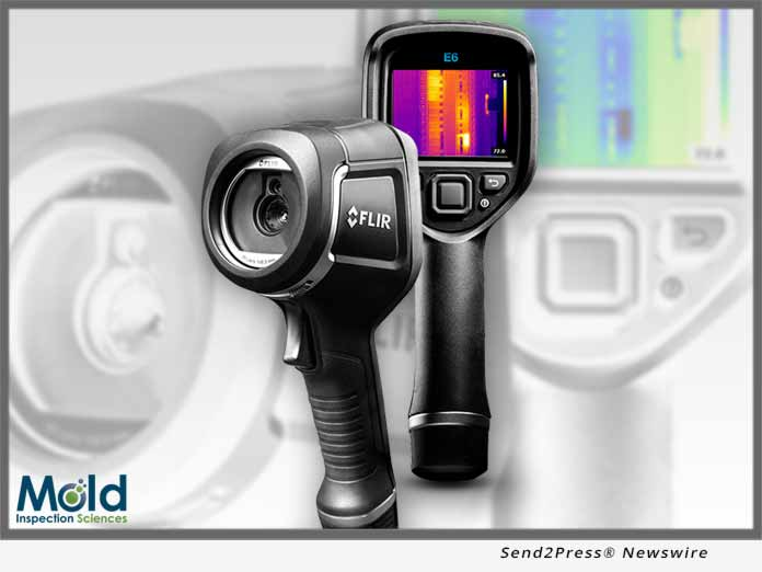 Mold Inspection Sciences Inc L.A. - FLIR E6