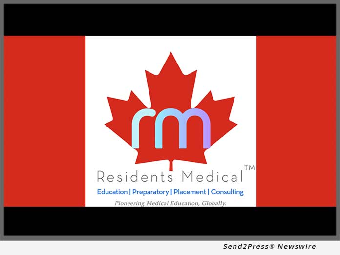 Residents Medical Helps Canadian Med Students