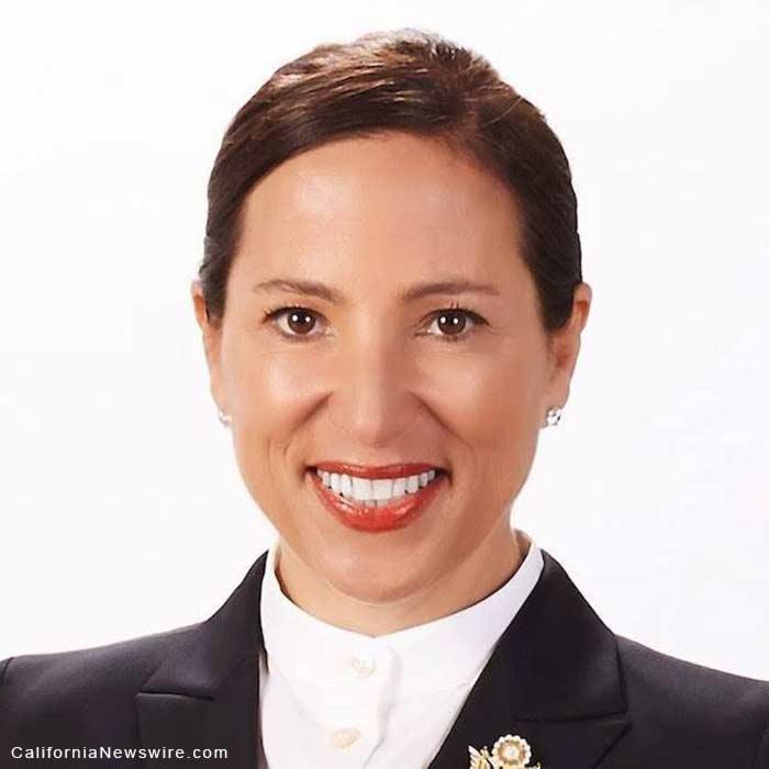 Calif. Lt. Governor-elect Ambassador Eleni Kounalakis