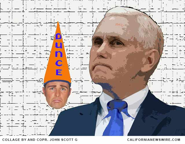 Mike Pence is a Dangerous Dunce