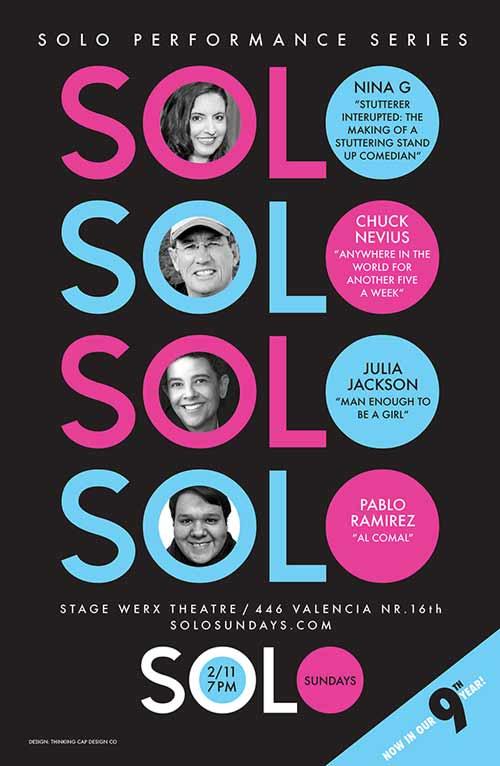 SOLO Poster Feb 11 2018