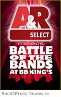 Battle of the Bands competition