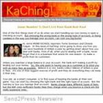 KaChing e-newsletter