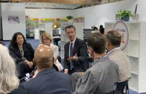 Newsom Launches Statewide 'California for All' Health Care Tour in Sacramento