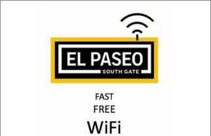 El Paseo South Gate Shopping Center