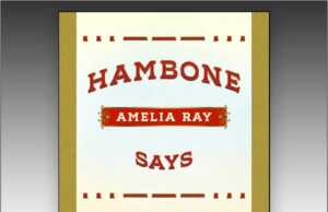 Amelia Ray - HAMBONE SAYS