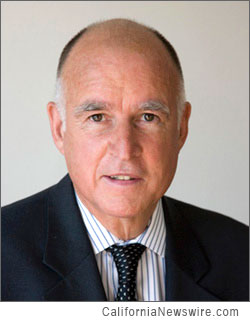 Calif. Governor Brown