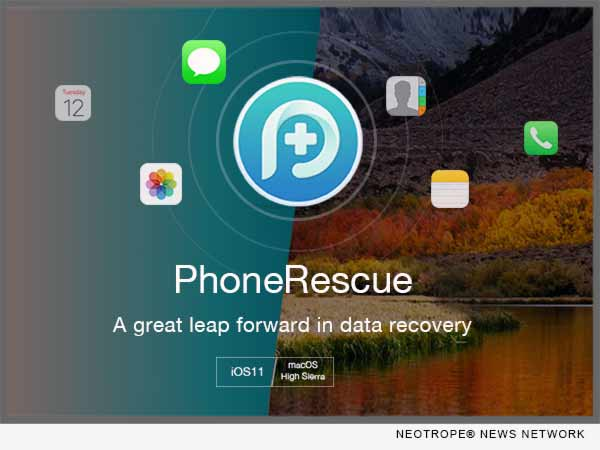 iMobie PhoneRescue iOS 11