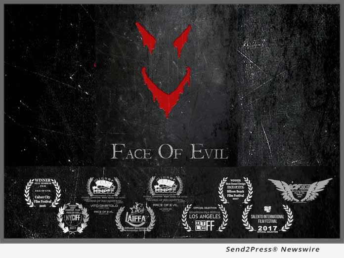 Face of Evil - movie poster