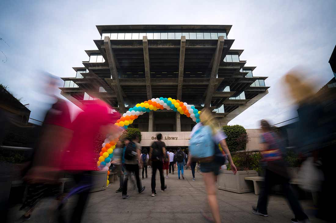 Closing the Gap: UC San Diego Recognized as Standout