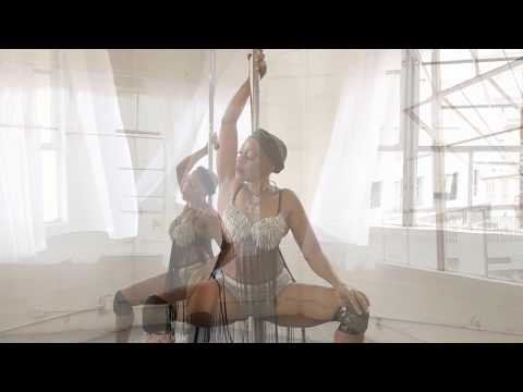 """Goddesses In Motion Pop Up Pole Video - Pole Dance to """"Inside My Love"""" by Delilah"""