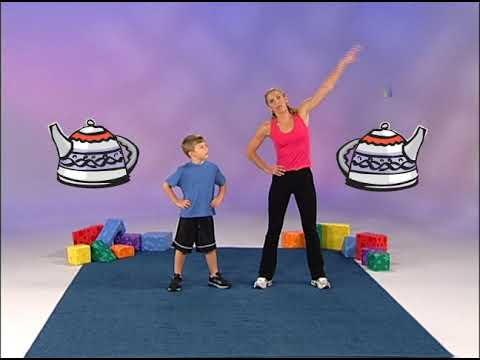 Energize & Exercise with your Preschooler — 10 Minute Workout