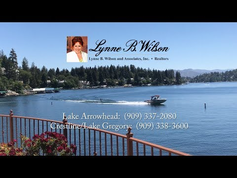 Lake Arrowhead Real Estate • Lynne B Wilson