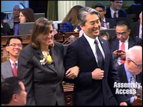 Assemblymember Muratsuchi Honors Leanne Huebner as District Women of the Year