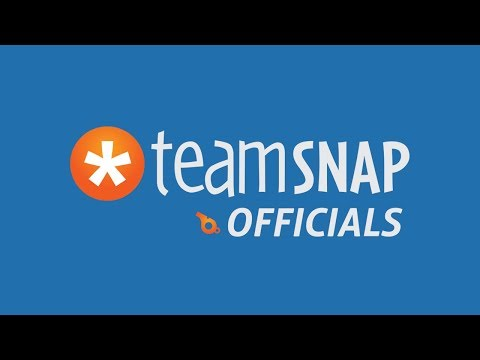 Officials Management for TeamSnap for Clubs and Leagues and TeamSnap Tournaments