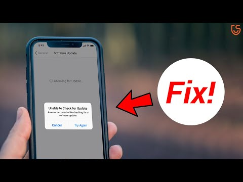 Unable to Check for Update iOS 13? Here is the Fix