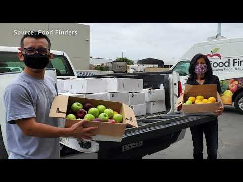 Food Waste Prevention & Rescue Grant Program Video