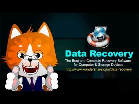Wondershare Data Recovery - The Ultimate Data Recovery Software for Windows&Mac