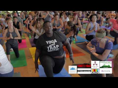 DFW Free Day of Yoga Kick Off Festival Trailer 2017