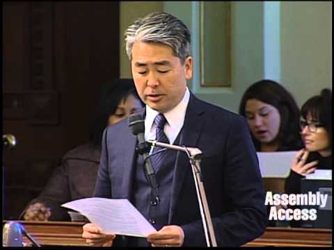 """Assemblymember Muratsuchi Establishes """"Day of Remembrance"""""""