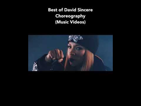 Best of David Sincere Choreography (Music Videos)