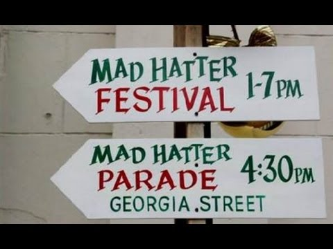 2012 Mad Hatter Holiday Festival of Vallejo - Full Feature