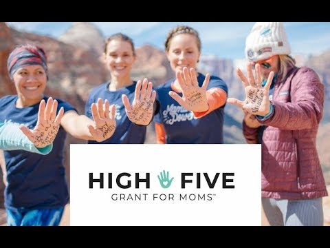 Apply for the High Five Grant for Moms