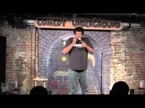 Better Health from Weed, Race, and Relationships The Big Funny Travis Simmons