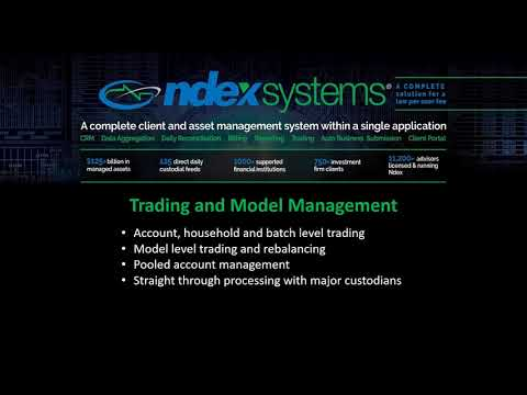 Ndex Systems Overview